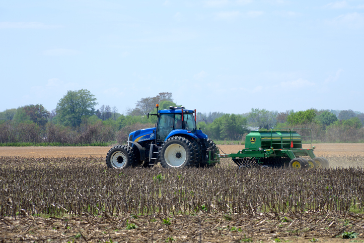 No-Till and Keeping Nutrients in the Soil