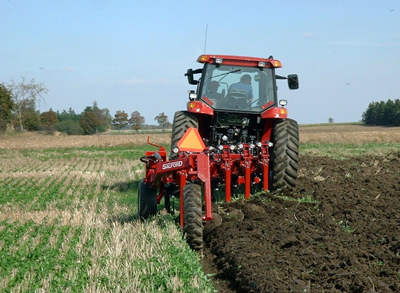 Plowing and Soil Health